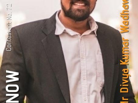 GNF Filmy Hunt 2021 : Contestant No. 72 : Mr Divya Kumar Wadhawan | Model & Actor