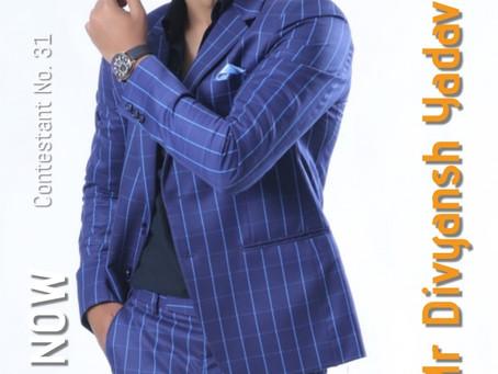 GNF Filmy Hunt 2021 : Contestant No. 31 : Mr Divyansh Yadav | Model & Actor