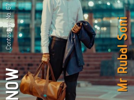 GNF Filmy Hunt 2021 : Contestant No. 67 : Mr Rubal Soni | Model & Actor