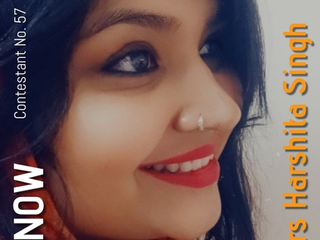 GNF Filmy Hunt 2021 : Contestant No. 57 : Mrs Harshita Singh | Model & Actor