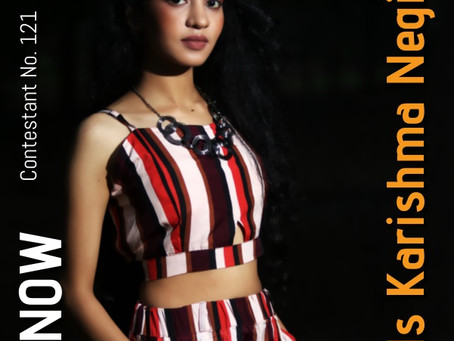 GNF Filmy Hunt 2021 : Contestant No. 121 : Ms Karishma Negi | Model & Actor