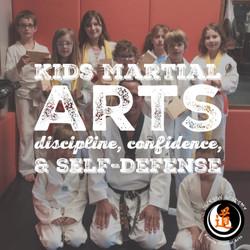 Kids Martial Arts - TaeKwonDo