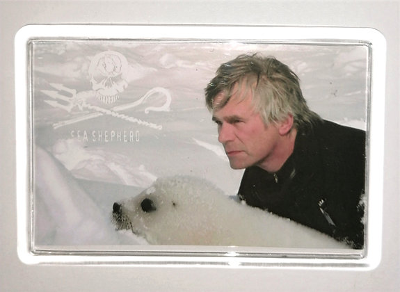 "Lot de 2 magnets ""Richard Dean Anderson"""