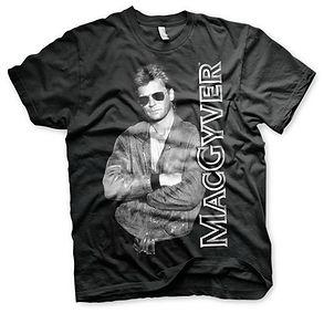 t-shirt macgyver cool noir.jpg