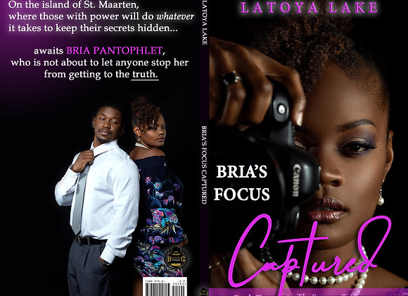 """Bria's Focus Captured,"" by Latoya Lake"