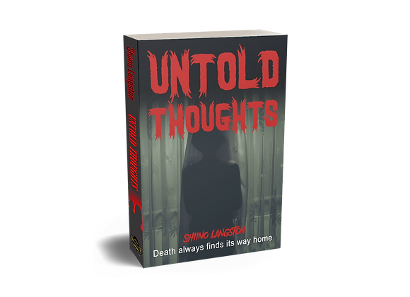 """""""Untold Thoughts"""" by Shiino Langston"""