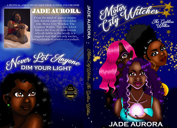 """""""Motor City Witches: The Goddess Within..."""" by Jade Aurora"""