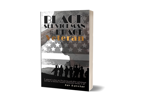 """Black Serviceman to Black Veteran"" by Jay Bavolar"