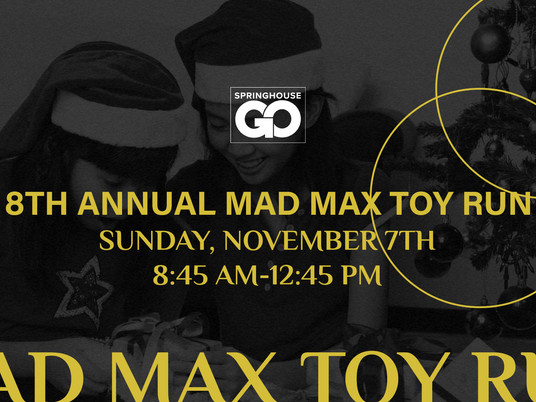 Mad Max Toy Run