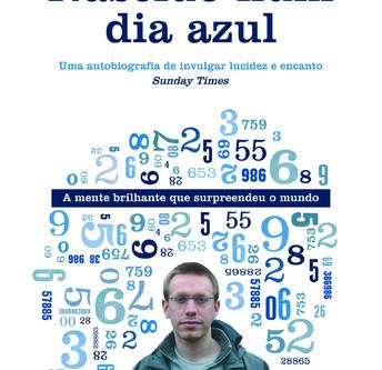 Livro 'Nascido Num Dia Azul'