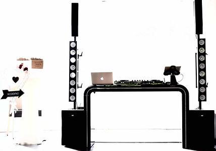 ESCmusic,Hochzeits-DJ,Technik