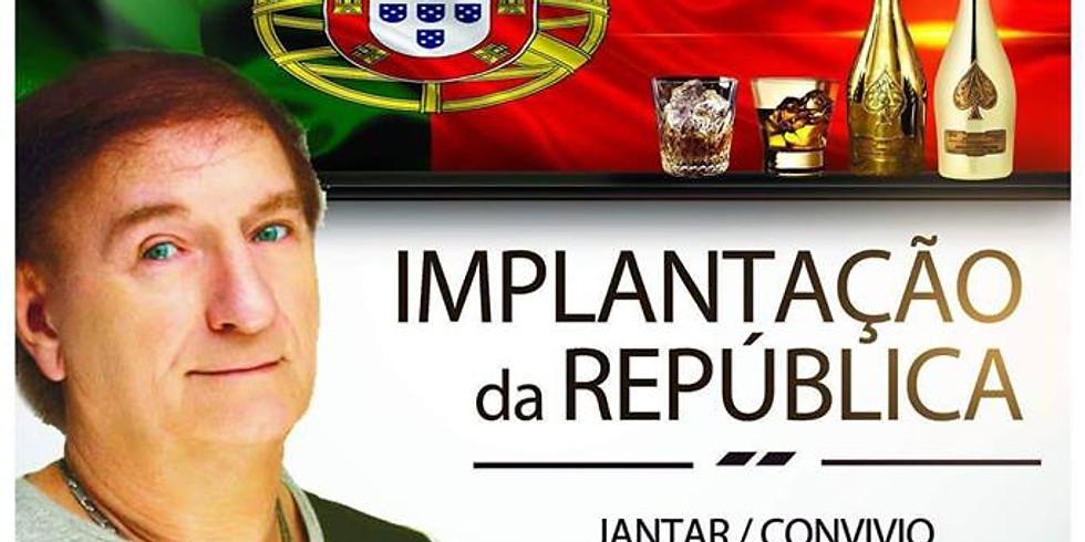 FESTA DA IMPLANTACÃO DA REPUBLICA PORTUGUESA