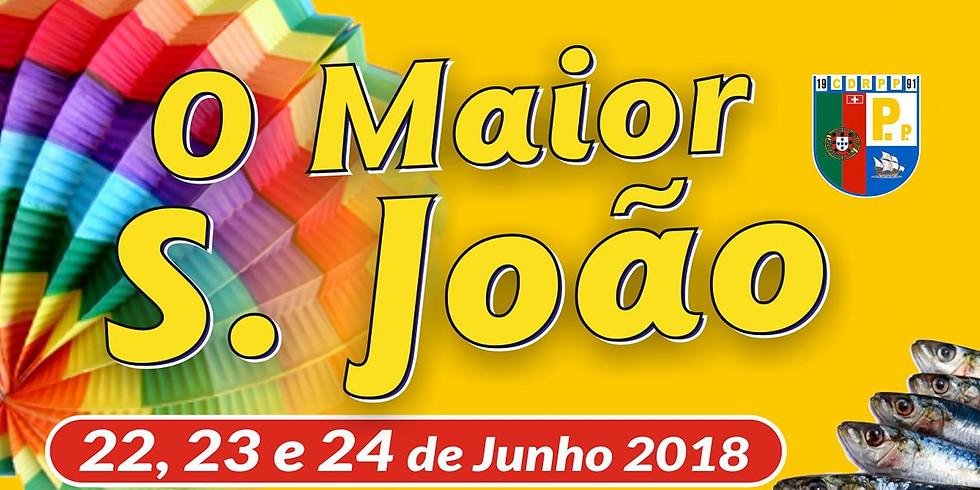 SÃO JOÃO PAYERNE 2018