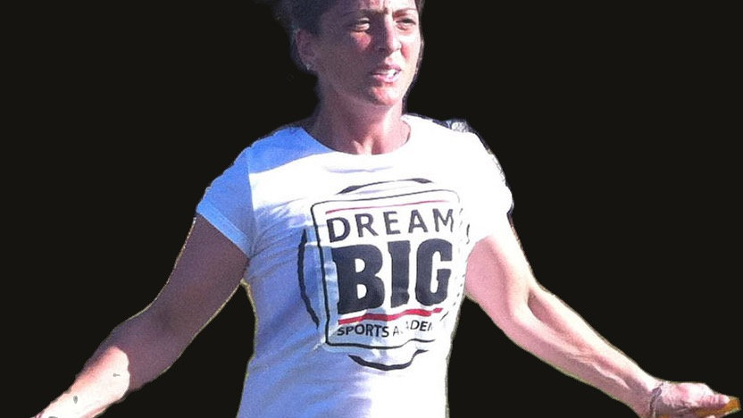 Women's Dream Big Sports Academy T-Shirt