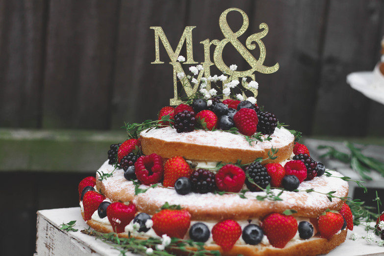 The £20 Wedding Cake