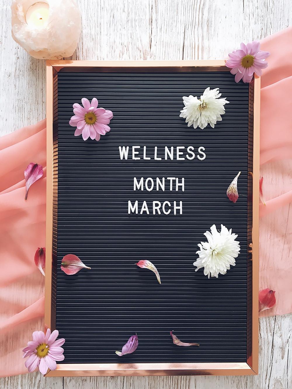 Wellness Month
