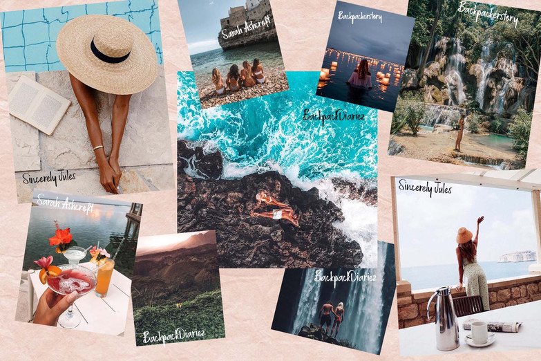 My Favourite Travel Influencers