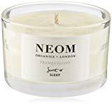 Neom Candle Scent to sleep