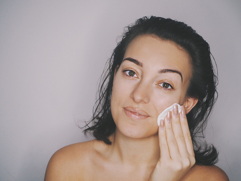 My Morning Skincare Routine - In collaboration with Gray