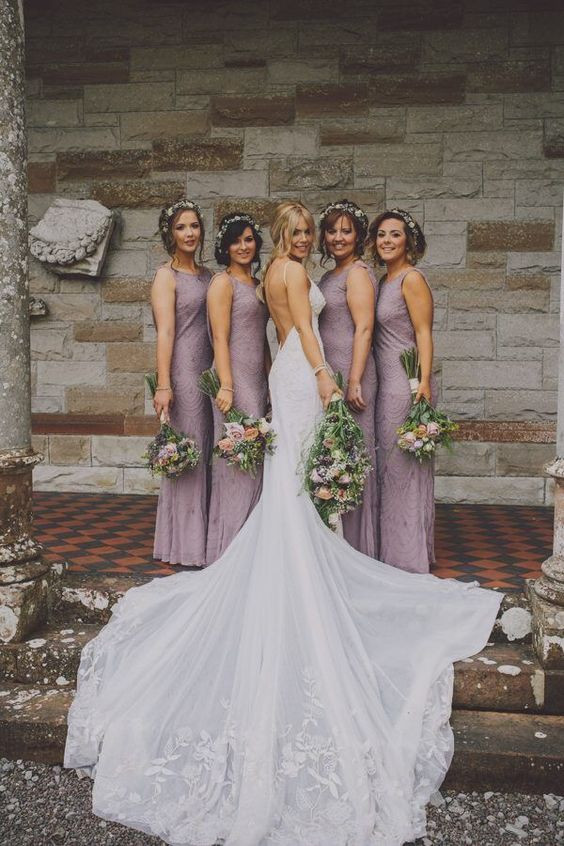 Wedding Inspo - Bridesmaids