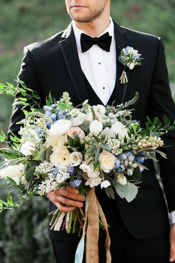 Wedding Inspo - Bridal Bouquets