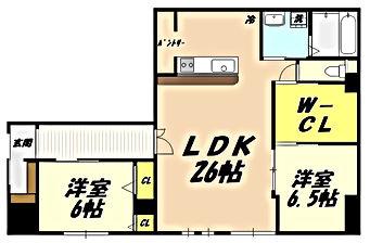 SYMビル 2階   2L    (ロゴなし).JPG