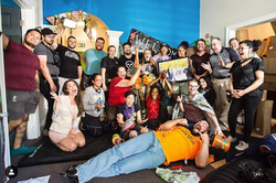 Cast and Crew of The Mondays