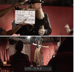 Teaser, short film