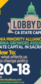 California Minority Alliance Lobby Day, Sacramento, CA February 20, 2018