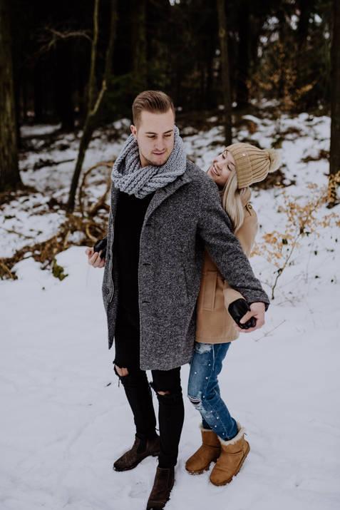 Couple Fotoshooting Kusel