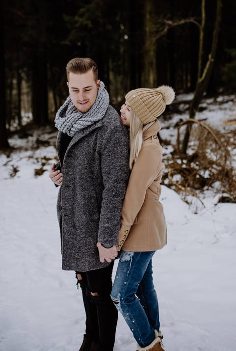 Engagement Fotoshooting  Mainz