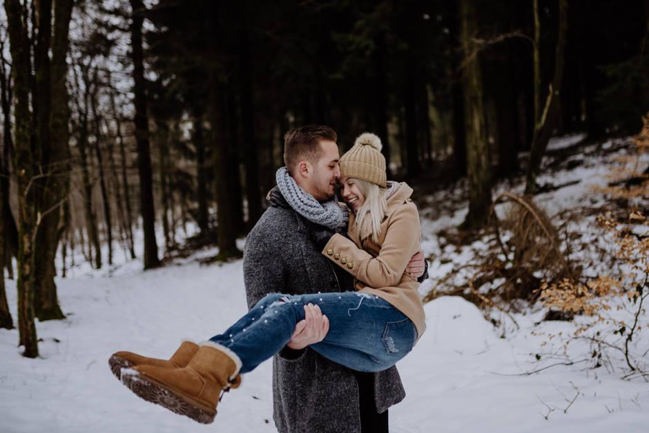 Couple Fotoshooting Homburg