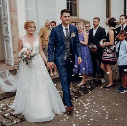 Hochzeitsreportage Palais Schloss