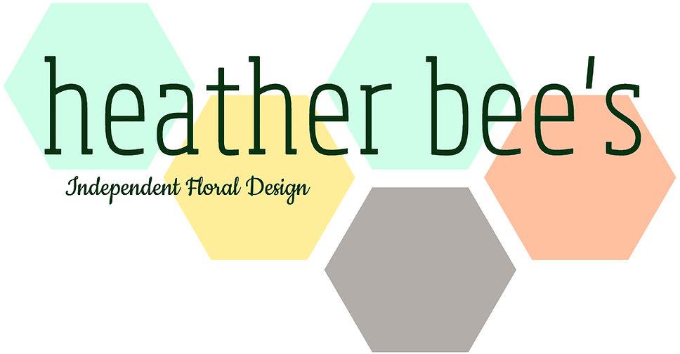 heather bees logo Serving Portlnd Oregon Flowers