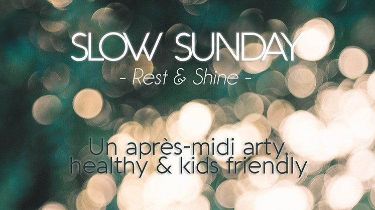 Slow Sunday (famille)