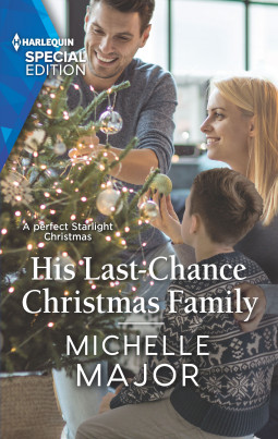 His Last Chance Christmas Family