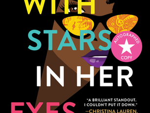 The Girl with Stars in Her Eyes Chosen as Target's Diverse Book Club Pick