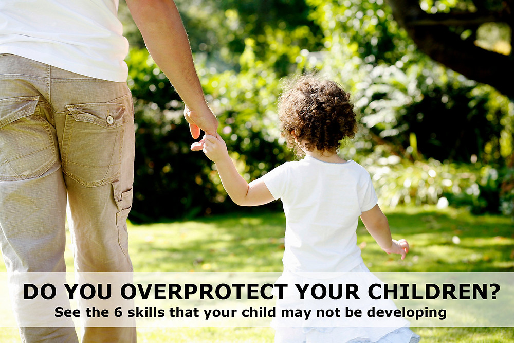 Do you overprotect your children?