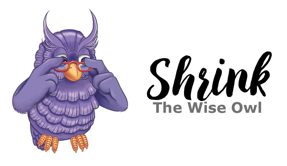 Shrink, the wise owl