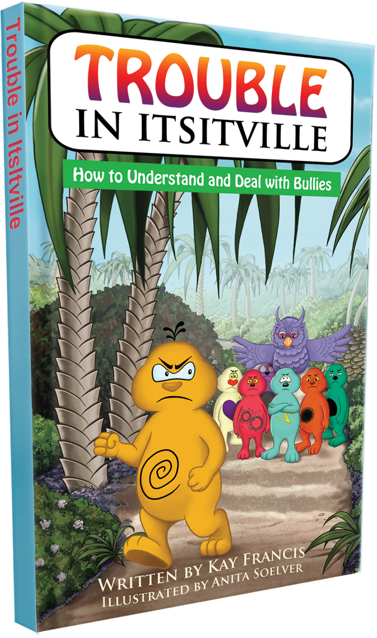 Order Trouble in Itsitville on Amazon