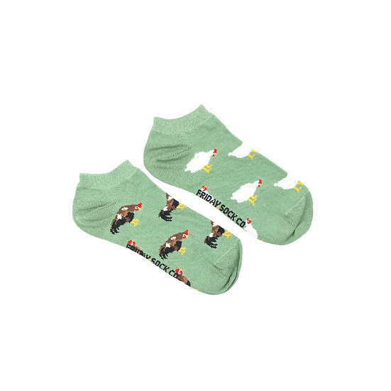 Friday Socks. Chicken women