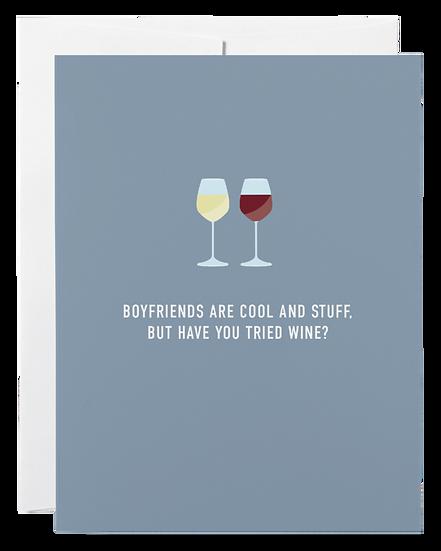 Boyfriend Wine
