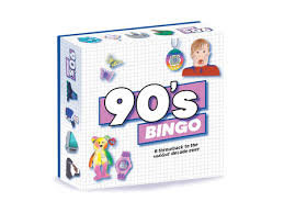 90's Bingo game