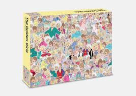 The Golden Girls Puzzle 500pc