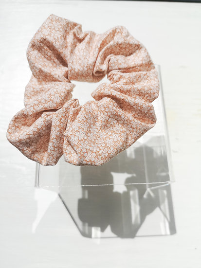 Petal Scrunchie