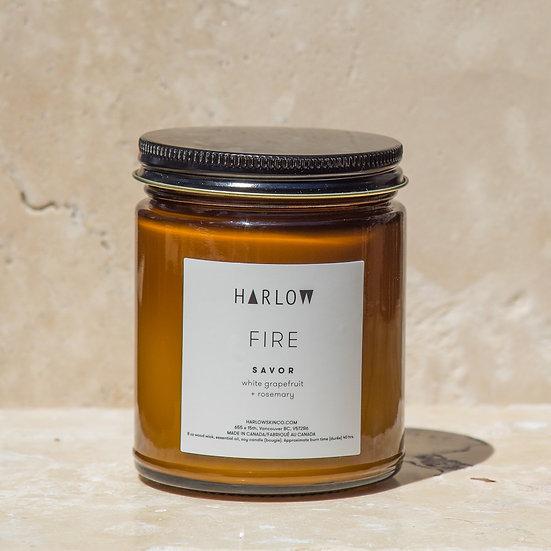 Harlow Fire- Savor