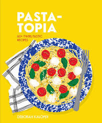 Pasta-Topia cookbook