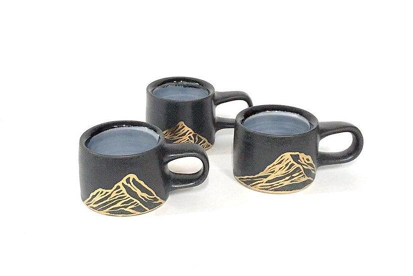 Gold Mountain Mug Espresso