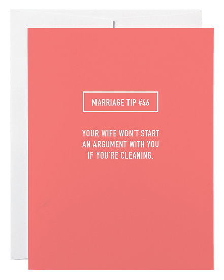 Marriage Tip #46