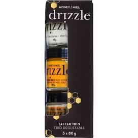 Drizzle Honey Trio